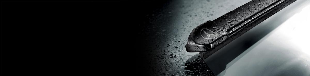 Genuine Mercedes-Benz Wiper Blades - FREE!