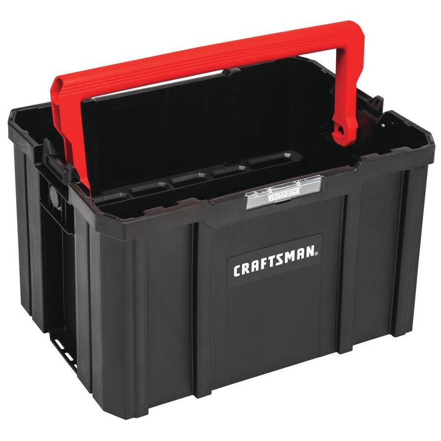 Lowes Craftsman VersaStack toolbox 20% discount