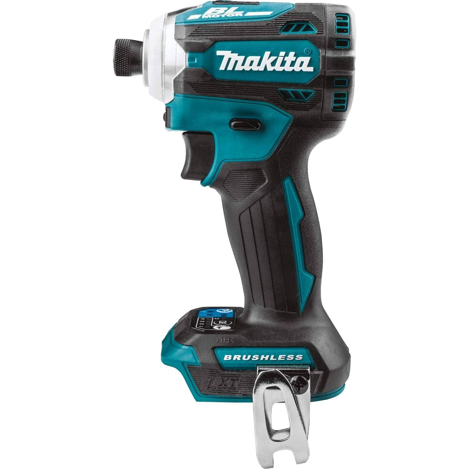 Makita XDT16Z 18V LXT Lithium-Ion Brushless Cordless Quick-Shift Mode 4-Speed Impact Driver, Tool Only [Bare Tool] $164.79