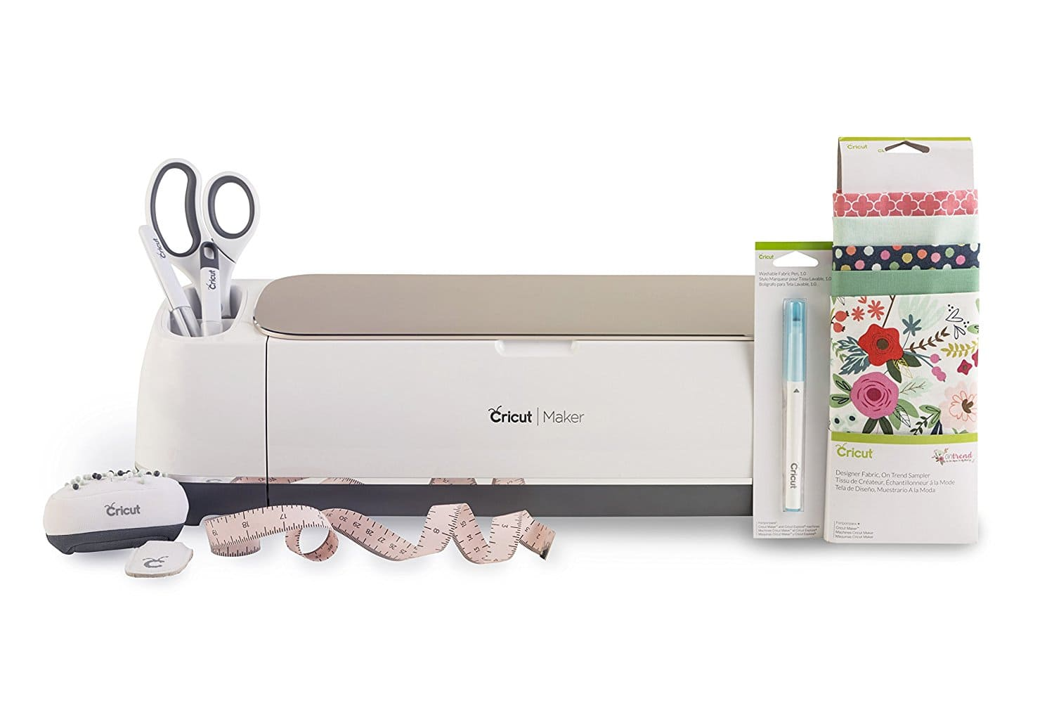 Cricut Maker Fabric Bundle - Slickdeals net