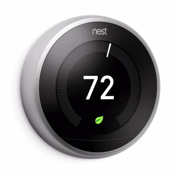 NEST Learning Thermostat 3rd Gen $99