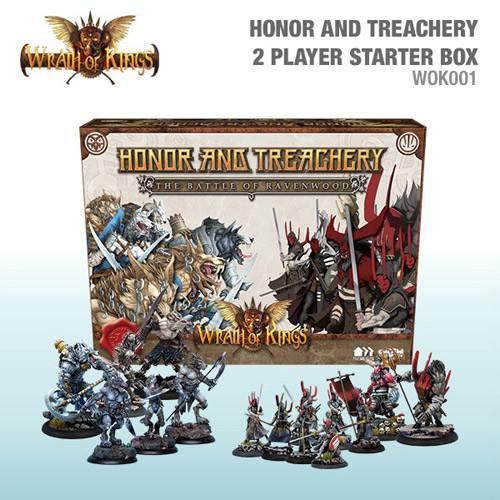 Wrath of Kings: Honor & Treachery - The Battle of Ravenwood