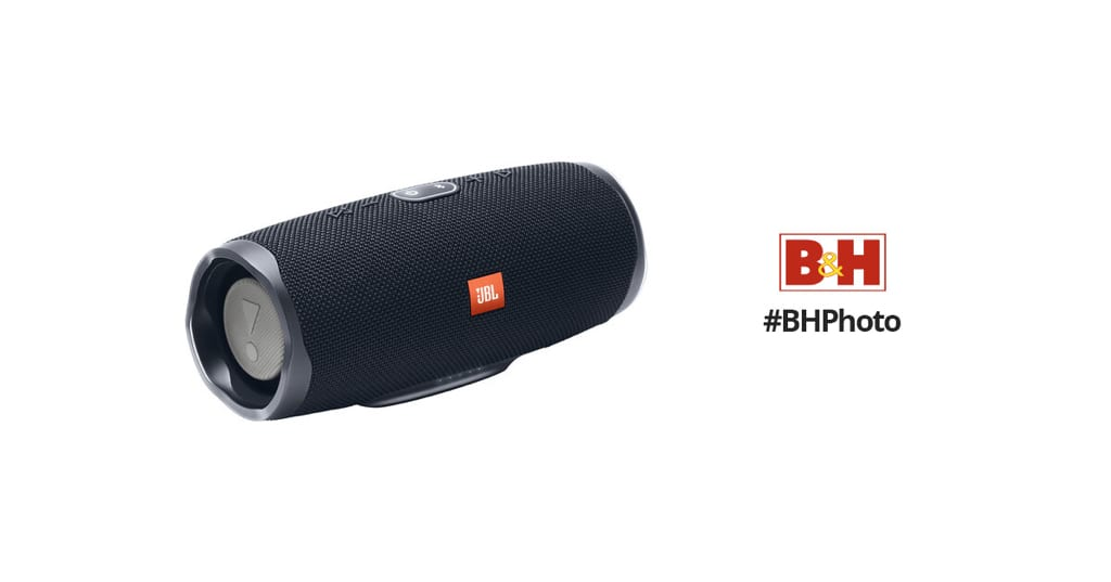 JBL Charge 4 Portable Bluetooth Speaker + free shipping  - $109.95