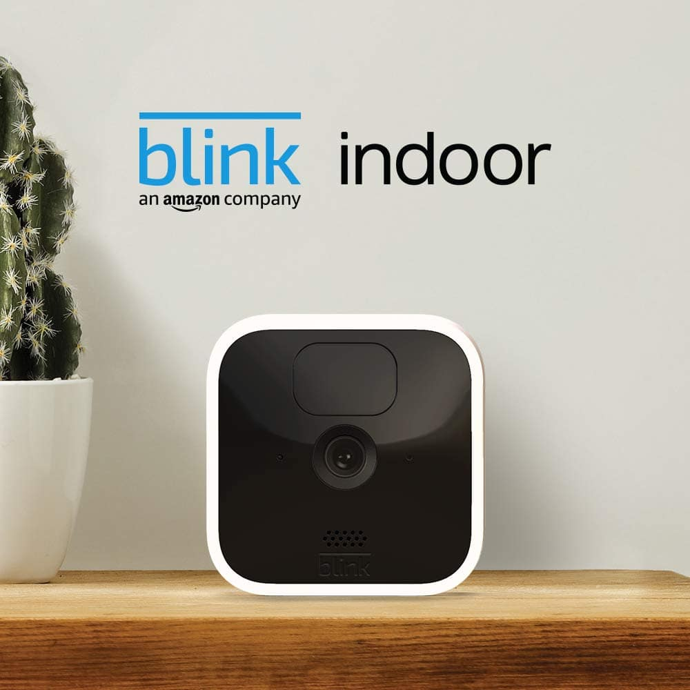 Amazon Prime Members: Blink Indoor camera kits from $44.99