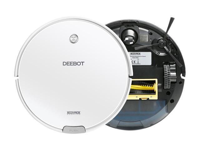 Ecovacs Deebot DM82 Robotic Vacuum - NeweggFlash for $139.99