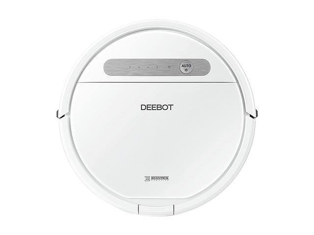 Ecovacs DD4G DEEBOT OZMO 610 Robotic Vacuum and Mop Cleaner @NeweggFlash for $279.99