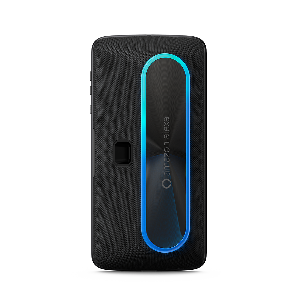 moto Smart Speaker with Amazon Alexa free with moto z³ play