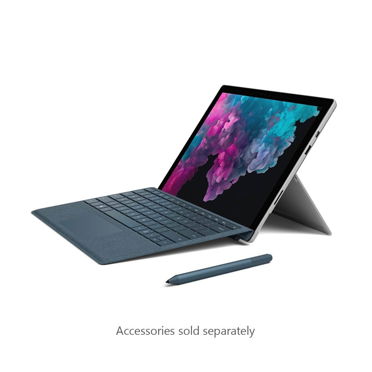 """Best Buy Deal of the Day: Microsoft Surface Pro 6 - 12.3"""" (Latest Model) - with Keyboard - $799 + Tax"""