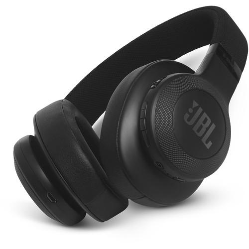 JBL E55BT Bluetooth Headphones (Black or Red) @BHPhotoVideo - $49.99