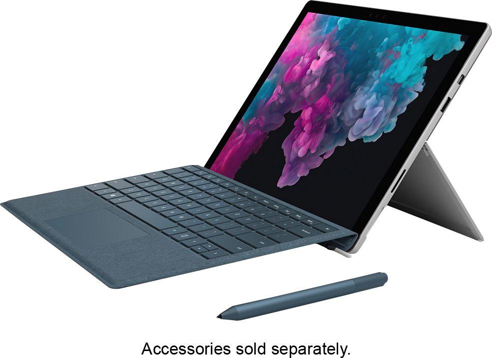 "Microsoft Surface Pro 6 12.3"" Intel Core i5 8GB Memory 256GB SSD $799"
