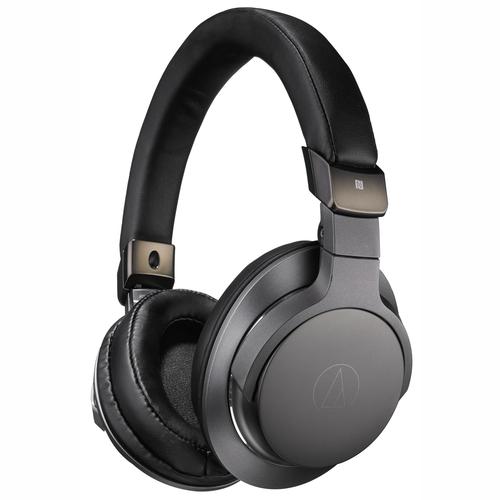 Audio-Technica Bluetooth Wireless Over-Ear High-Resolution Headphones ATH-SR6BTBK $79
