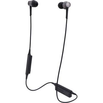 Audio-Technica ATH-CKR55BT Wireless In-Ear Headphones (Black or Blue) $14.95