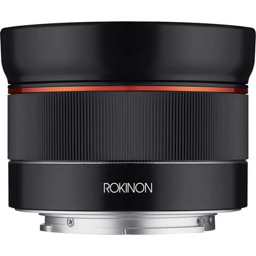 Rokinon AF 24mm f/2.8 FE Lens for Sony E $239