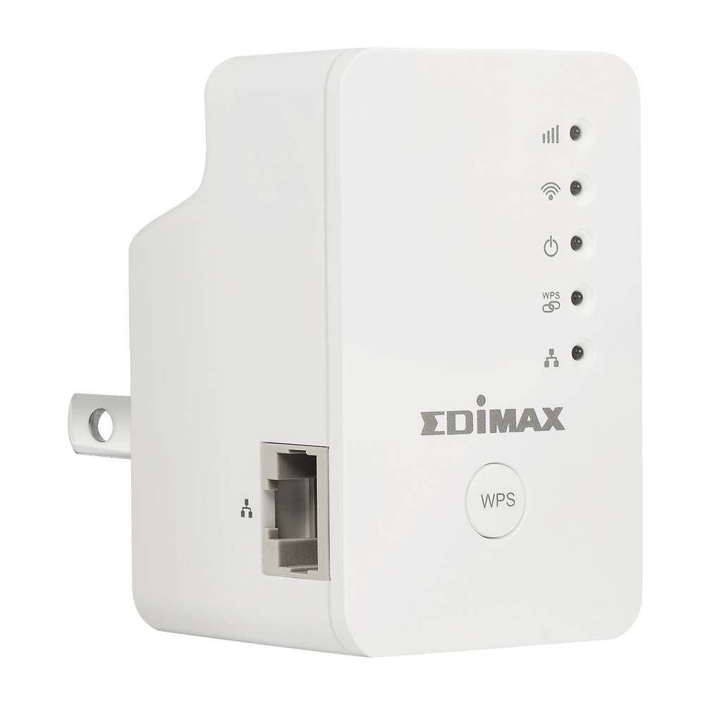 Edimax Mini N300 WiFi Extender/Access Point/ Bridge (EW-7438RPN Mini) $14.99