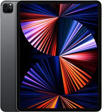 2021 Apple 12.9-inch iPad Pro (Wi‑Fi, 128GB) - Amazon $999 (-$100 off sale) Latest ipad pro m1 chip, 128gb, wifi