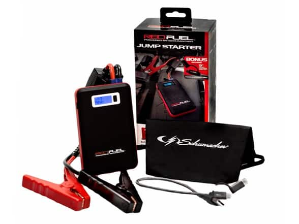 Red Fuel Power REDFUELSL161 8000mAh Jump Starter - $14.99 + shipping
