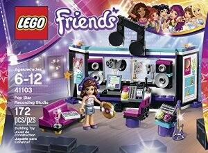 LEGO Friends Recording Studio $6.99 (53% off) Frys *In-Store Pick-up Only*
