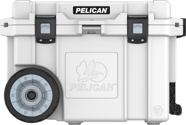 Pelican Coolers Store-wide Sale 30% Off All Items, 45 Qt Wheeled Elite etc $265.97