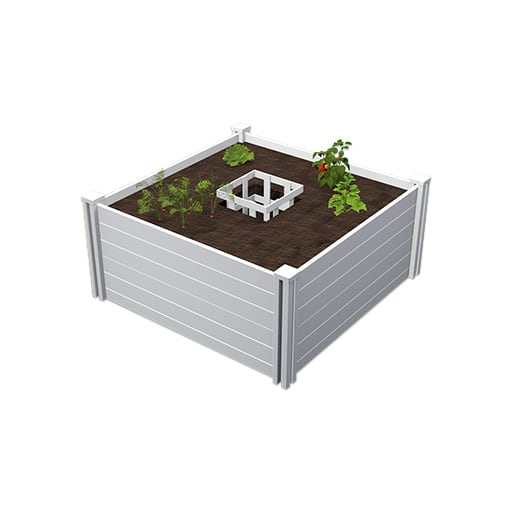 B&M Costco Clearance - Vita Gardens 4ft. x 4ft. Keyhole Raised Garden Now $49.97 YMMV Old Price Was At $98.99