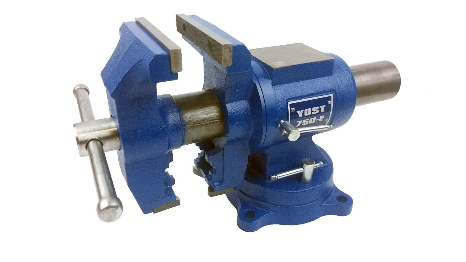 Yost 750-E Rotating Bench Vise - Slickdeals.net