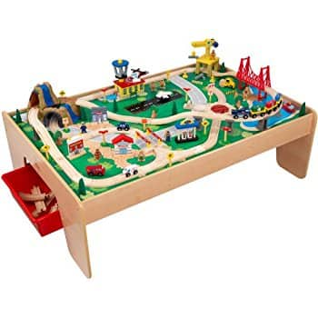 Expired: KidKraft Waterfall Mountain Train Set and Table @ Amazon.com W/ Prime for $77 Just Drop $69!