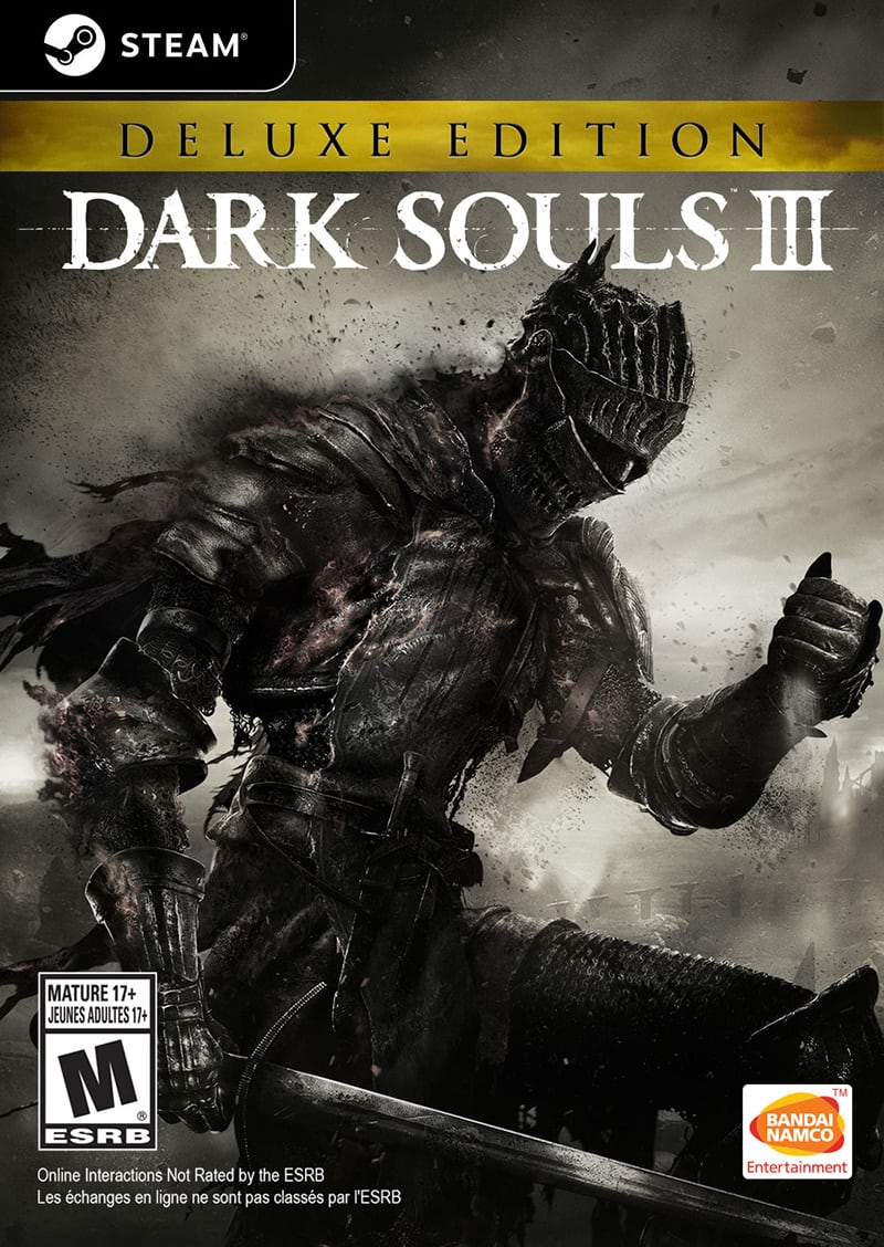 Dark Souls III Deluxe Edition (PC) $25.49