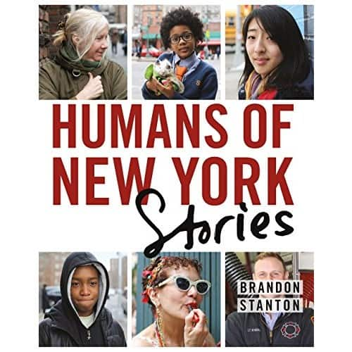 Humans of New York : Stories  12.4.2017