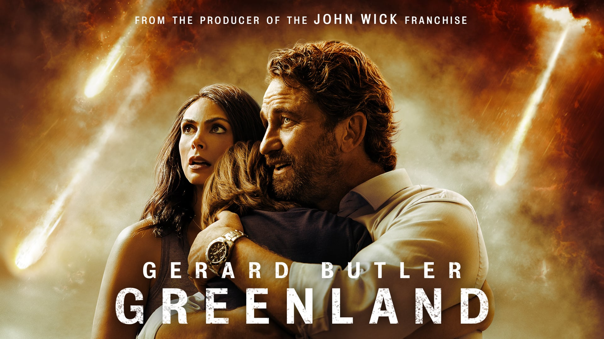 Digital Films: Greenland (UHD Movie) $2.99 to Rent, $9.99 to buy on Amazon $2.99