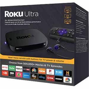 Roku Ultra (2017) 4660 - $79.99 at Fry's with email Promo Code (1/19/2018) - Free Ship