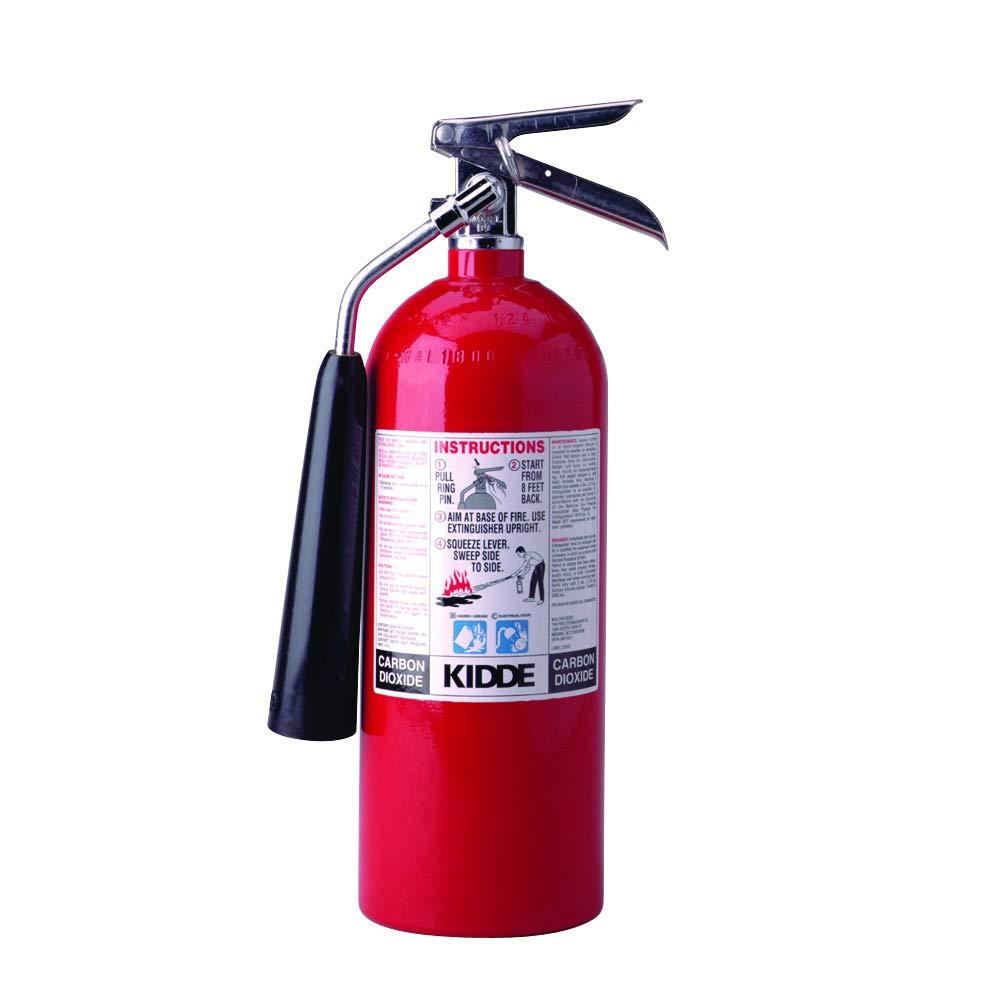 kidde 466180 pro 5 carbon dioxide fire extinguisher - page 2