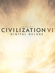 22% off Sid Meier's Civilization VI Standard and Deluxe Edition $46.79 or $62.57