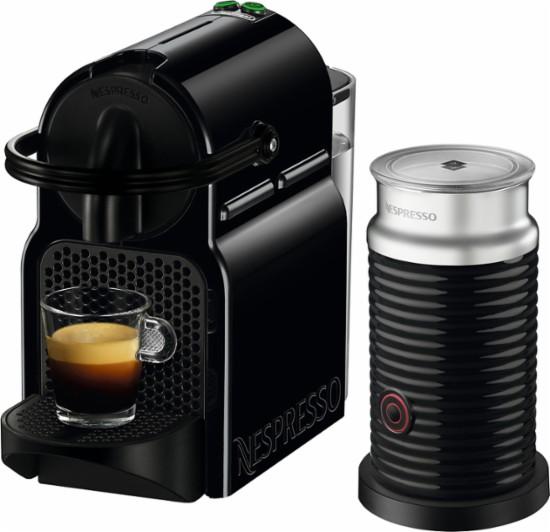 Nespresso - Inissia Espresso Maker/Coffeemaker/Milk Frother $99 at Best Buy