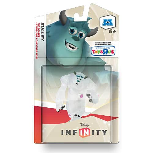 Disney Infinity Toys R us Exclusive Crystal Figures $3.74