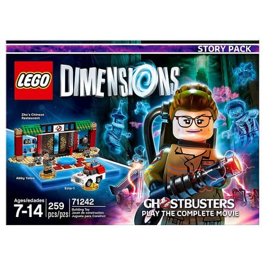 Money Maker LEGO Dimensions Ghostbuster Story Pack $14.24 at Target with store pickup and Red Card