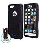 Nubee 3-Layer Heavy Duty iPhone 6 Case w/ Built-In Screen Protector & Interchangeable TPU Cover (Various Colors) - $1.80 + Free Shipping @ eBay.com