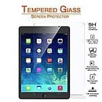 MOUKOU Professional Tempered Glass Premium Film Screen Protector for iPad Mini 1/2/3 $7.79 + Prime Eligble or FSSS @ Amazon