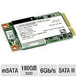 180 GB Intel 525 Series mSATA MLC Internal Solid State Drive (SSDMCEAC180B301) for $59.99 AR (or less) + S&H @ TigerDirect.com