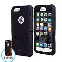 eBay Deal: Nubee 3-Layer Heavy Duty iPhone 6 Case w/ Built-In Screen Protector & Interchangeable TPU Cover (Various Colors) - $1.80 + Free Shipping @ eBay.com