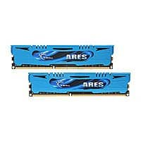 Newegg Deal: 8 GB (2 x 4 GB) G.SKILL Ares 240-Pin DDR3 1600 (PC3 12800) Desktop Memory Kit (F3-1600C9D-8GAB) for $37.99 + Free Shipping @ Newegg.com (Starting at 6 PM PT)
