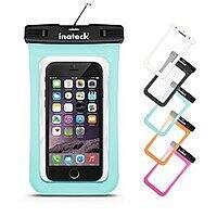 Amazon Deal: Inateck Universal IPX8 Waterproof Case for Apple & Android Smartphones (Various Colors) for $6.99 AC + FSSS or FS w/ Prime @ Amazon.com