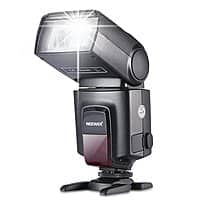 Amazon Deal: TT560 Flash Speedlite For SLR Digital SLR Film SLR Cameras & Digital Cameras With Single-Contact Hot Shoe $28.99 + Prime Eligible or FSSS @ Amazon.com