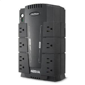 CyberPower Standby Series 425VA (255W) 8-Outlet UPS with 6 Ft. Cord (SE425G) for $34.99 AC + Free Shipping @ TigerDirect.com