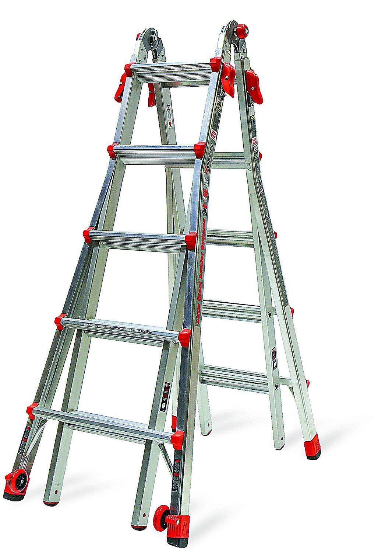 Little Giant 22-Foot Velocity Multi-Use Ladder, 300-Pound Duty Rating $179 Amazon