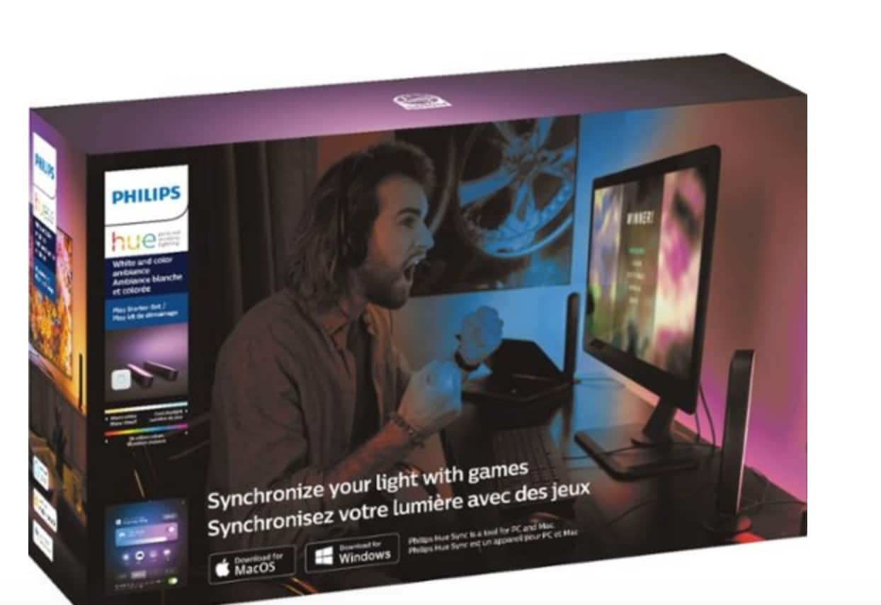Philips Hue Play Starter Kit 99 At