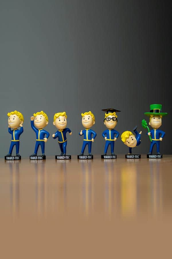 Fallout SPECIAL Bobbleheads Set of 7 $52.50 + Shipping