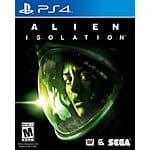Alien: Isolation - PS4, XBO, PS3, 360  $19.99 @ Gamestop (online and in-store)