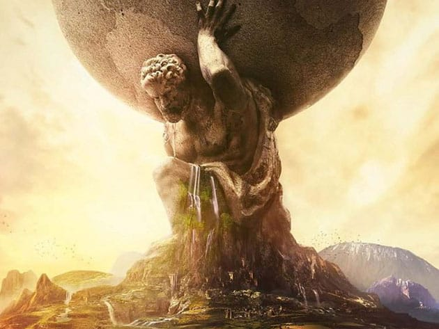 Sid Meier's Civilization VI Download Code Redeemable on Steam $18