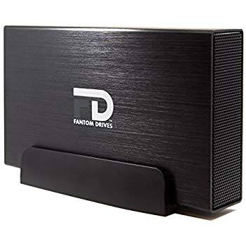 Fantom Drives 12TB Single Drive External Hard Drive $479.16