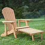 Big Daddy Reclining Adirondack $90 + FS