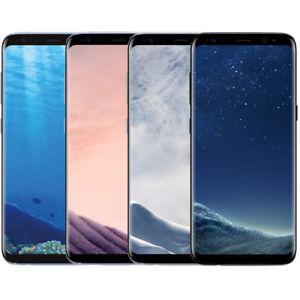 Samsung Galaxy S8 SM-G950U - 64GB - Verizon Unlocked GSM Android Smartphone (Refurbished) - $449.99